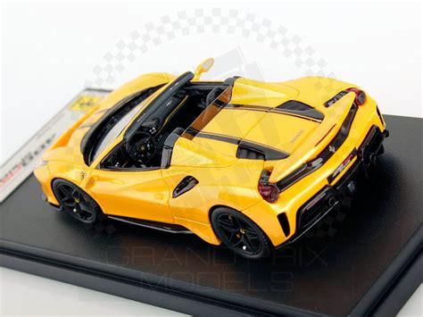 Ferrari 488 pista (2020) nero giallo daytona walkaround by aurum international. Ferrari 488 Pista Spider 2018 Yellow by Looksmart