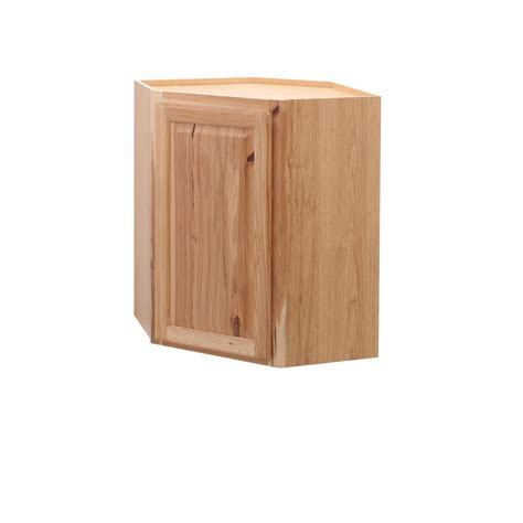 kitchen corner wall cabinet hton bay hton assembled 24x30x12 in diagonal corner