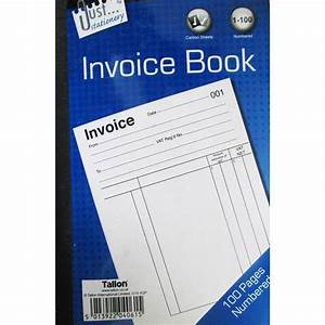 invoice receipt book accounting books at the works With how to use an invoice book