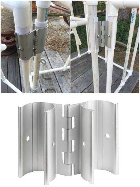 pvc snap hinge    easily  doors  vents   pvc greenhouse   circo