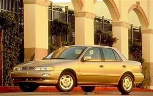 Maintenance Schedule For 1996 Kia Sephia