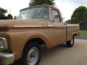 63 Ford Short Bed html Autos Post