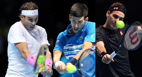 'He's going to be more dangerous for Roger Federer, Nadal ...
