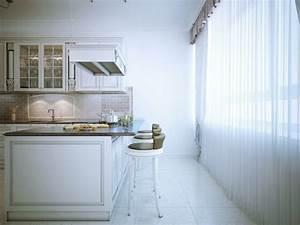 Rideau Pour Cuisine : rideau cuisine professionnelle ~ Nature-et-papiers.com Idées de Décoration