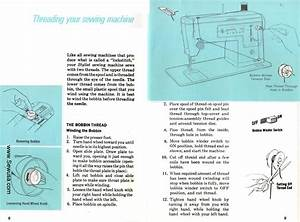Heavy Duty Singer Sewing Machine Bobbin Case Diagram