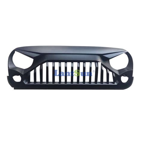 jeep grill logo angry china 2016 newwrangler grille angry grill for jeep china