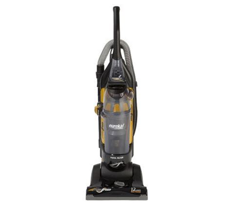 Eureka Airspeed All Floors Bagless Upright Vacuum by Eureka Airspeed One Bagless Upright Vacuum Page 1 Qvc