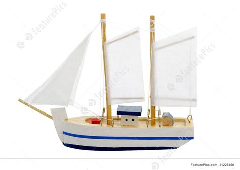 Sailing Boat Toy by Toy Sailing Boat Image