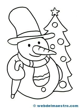 dibujos para tarjetas de navidad para ni241os tarjetas de navidad para colorear web maestro