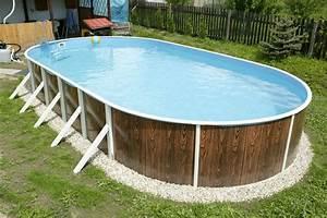 Piscine Hors Sol Plastique : hors sol acier aquastar piscines ~ Premium-room.com Idées de Décoration