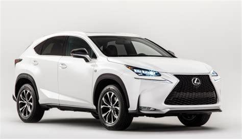 2019 lexus hybrid 2019 lexus nx hybrid facelift design safety release date