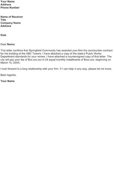 Endorsement Letter Sample - Download FREE Business Letter Templates, Forms, Menus, Certificates