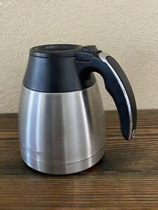 Coffee® replacement carafes guarantee you'll never go a morning without coffee again. Mr. Coffee BVMC-PSTX91 Optimal Brew Thermal Stainless Steel Replacement Carafe | eBay
