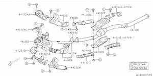 Subaru Impreza Exhaust Diagram