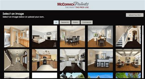 9 free virtual house paint visualizer options exterior interior rooms
