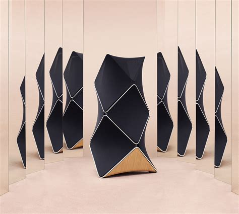 enceinte et olufsen beolab 90 loudspeakers and olufsen arch2o