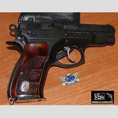 Cz 75 Compact  P01 Grips?  Northwest Firearms  Oregon