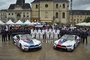 Via Automobile Le Mans : bmw m motorsport ready for le mans 24 hours return ~ Medecine-chirurgie-esthetiques.com Avis de Voitures