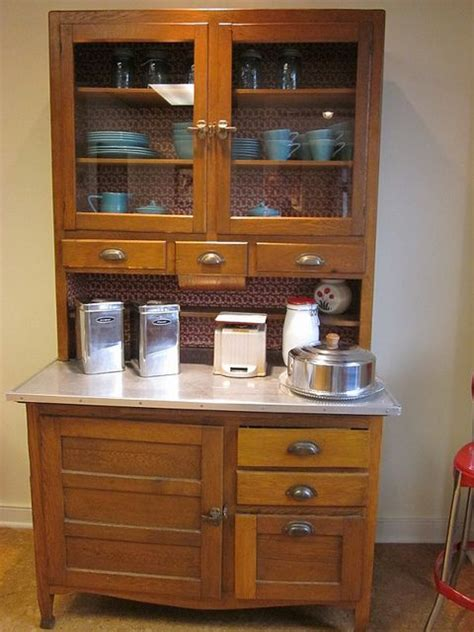 vintage hoosier cabinet for antique hoosier cabinet woodworking projects plans