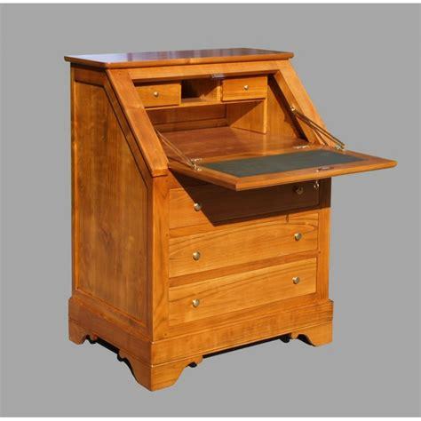 bureau dos d ane secrétaire dos d 39 âne louis philippe merisier n 2 meubles
