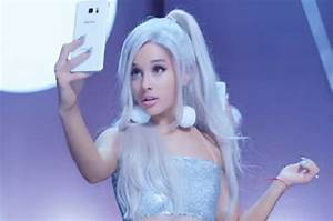 71 grande lyrics for when you need an instagram caption