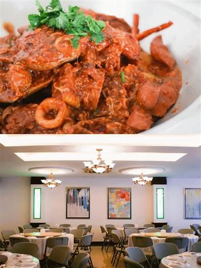 Batam Restaurant Sei Enam Seafood Upper Dining