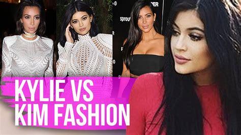 Kylie Jenner VS Kim Kardashian: WHO WORE IT BEST? (Dirty ...