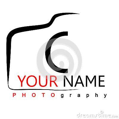 photography logo  white background camera logo