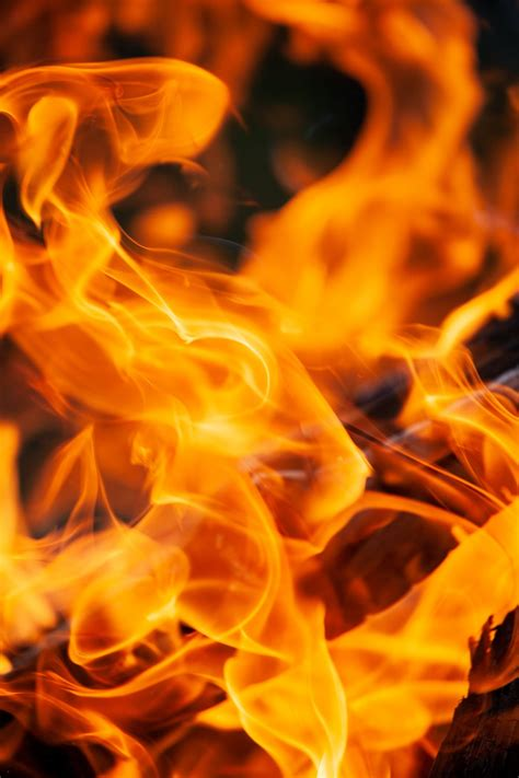 Unsplash Fire Images Free