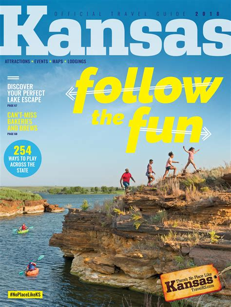 2018 Kansas Travel Guide | Midwest Living