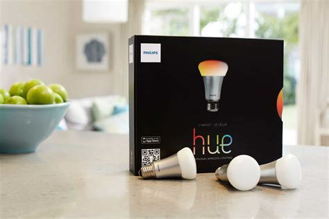 philips hue the smart lightbulb exclusively hitting apple