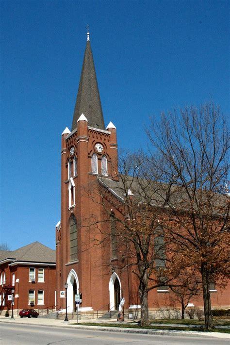 st josephs catholic church leavenworth kansas flickr
