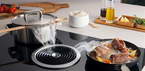 cuisiniste versailles hotte d aspiration cuisine bora la nouvelle aspiration