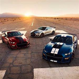 After much anticipation, the new 2020 Shelby® GT500® will arrive this fall with a super-… | Ford ...