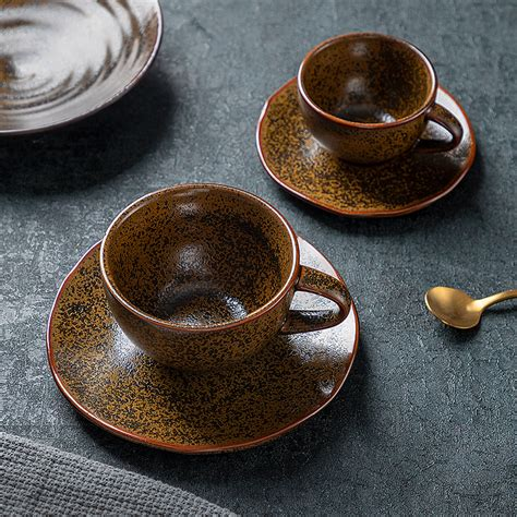 1000 x 1000 jpeg 165 кб. 225ml Restaurant Rustic Ceramic Cappuccino Coffee Cup, Porcelain Coffee Cup And Saucer, Ceramic ...