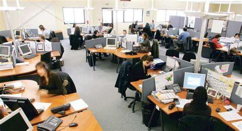 bureau travail espace de travail les limites du tout ouvert