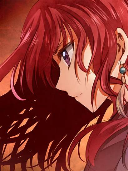 Akatsuki Yona Desktop Earring Redhead