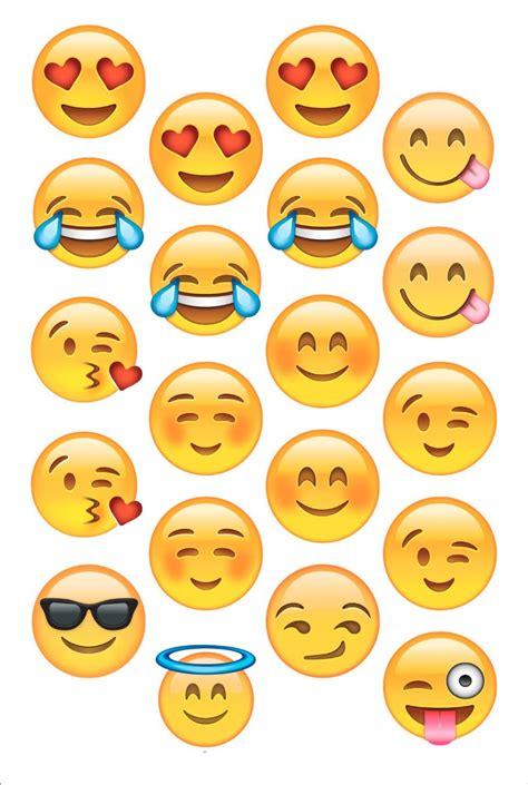 40 Adesivos 5cm Emojis Emoticons Whatsapp Frete Barato R