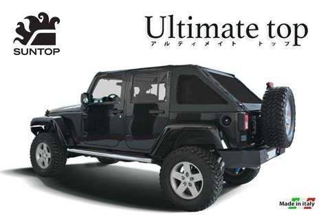 jeep wrangler open top bigrow rakuten global market suntop ultimate top jeep