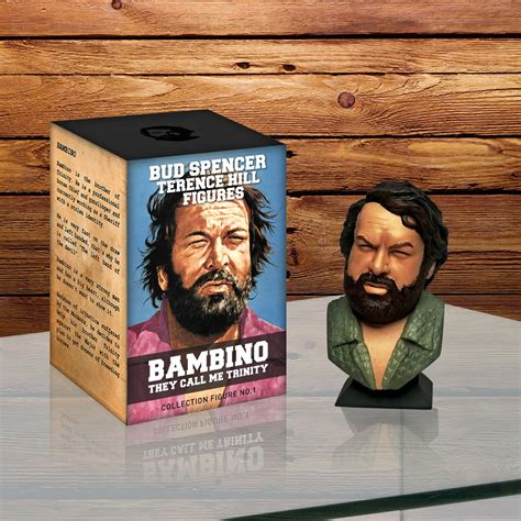der kleine bud spencer terence hill figure collection