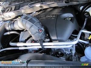 2012 Dodge Ram 1500 Sport Crew Cab 5 7 Liter Hemi Ohv 16