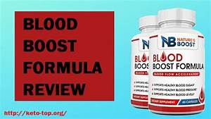 Blood Boost Formula Review  Price  Scam  Ingredients  Cost  Pills