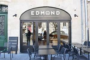 Edmond Pure Burger : edmond pure burger bordeaux r gion pinterest r gion ~ Melissatoandfro.com Idées de Décoration