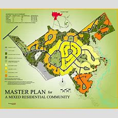 Master Plan For A Mixed Residential Community  Dempsey Land Design