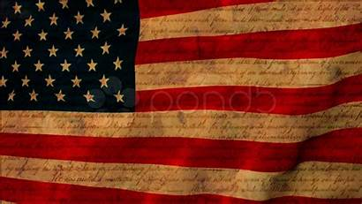 Patriotic Flag American Background Wallpapers Thin Line