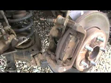 fitting rear brake discs  pads    type jaguar