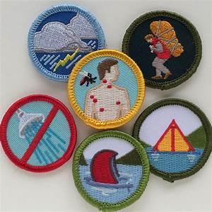 merit badges were never this honest