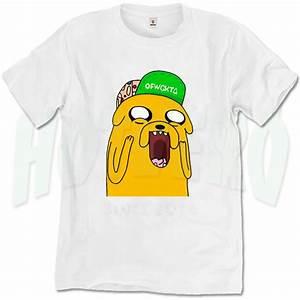 Jake Adventure Time Odd Future Wolf Gang T Shirt - Cheap ...