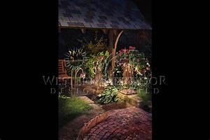Low voltage outdoor landscape lighting gallery western
