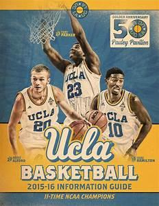 2015-16 UCLA Men's Basketball Information Guide by UCLA ...